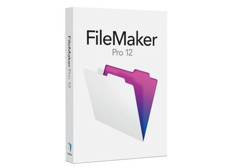 Filemaker Filemaker Pro 12 Upg French