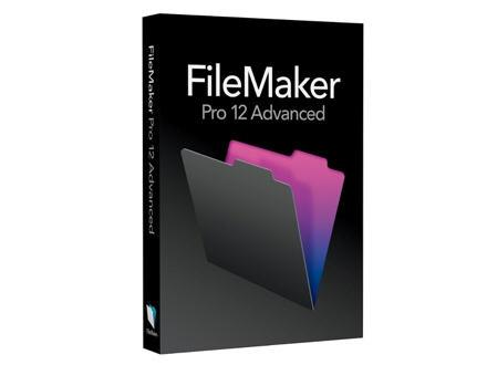 Filemaker Filemaker Pro 12 Adv French