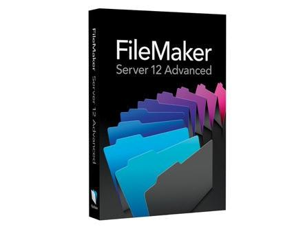 Filemaker Filemaker Server 12 Adv Np Edu