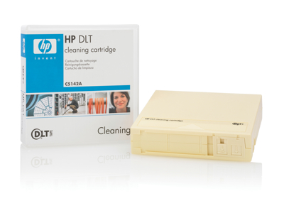 Hewlett Packard - HP Hp Dlt Cleaning Cart 1Pcs (Mu
