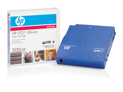 Hewlett Packard - HP Lto Ultrium X 1 / 100 Gb / St