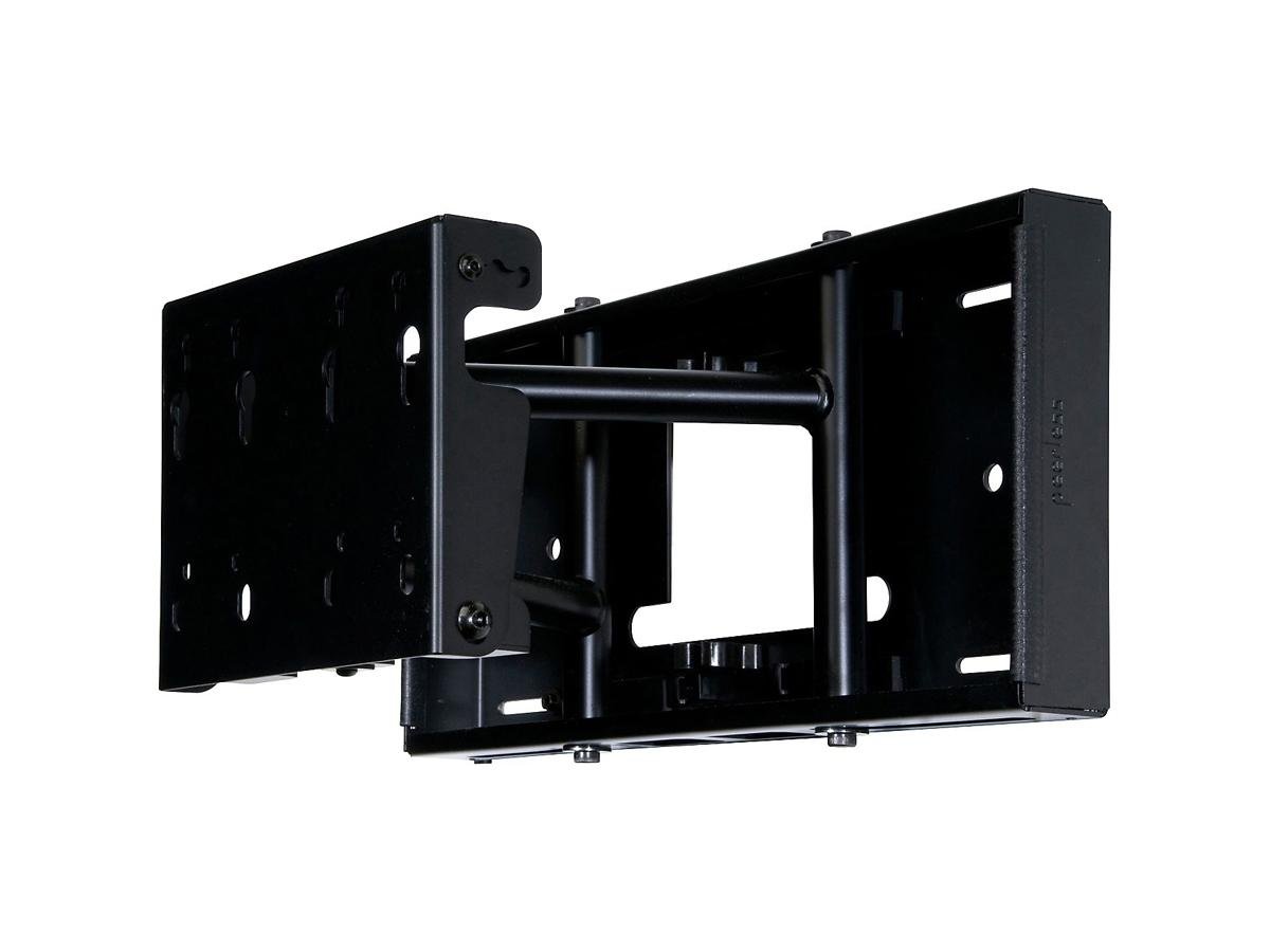 Peerless Secur Smartmount Pull-Out Swvl Mount-Blk
