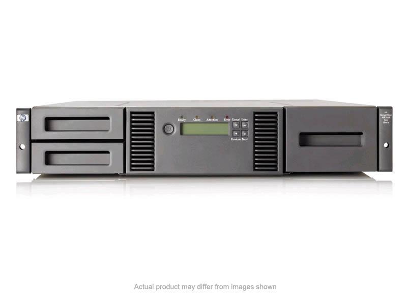 Hewlett Packard - HP Storageworks Msl2024 Ult Left