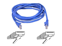 Belkin Patch Cable - Rj-45 (M) - Rj-45 (M) - 7 Ft