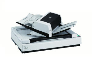 Fujitsu  fi6770 Scanner with SOFTWARE VRS