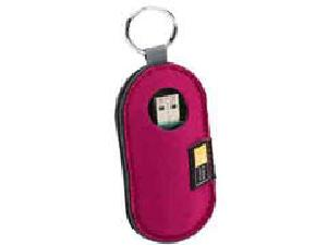 Case Logic 2-Capacity Usb Shuttle - Magenta