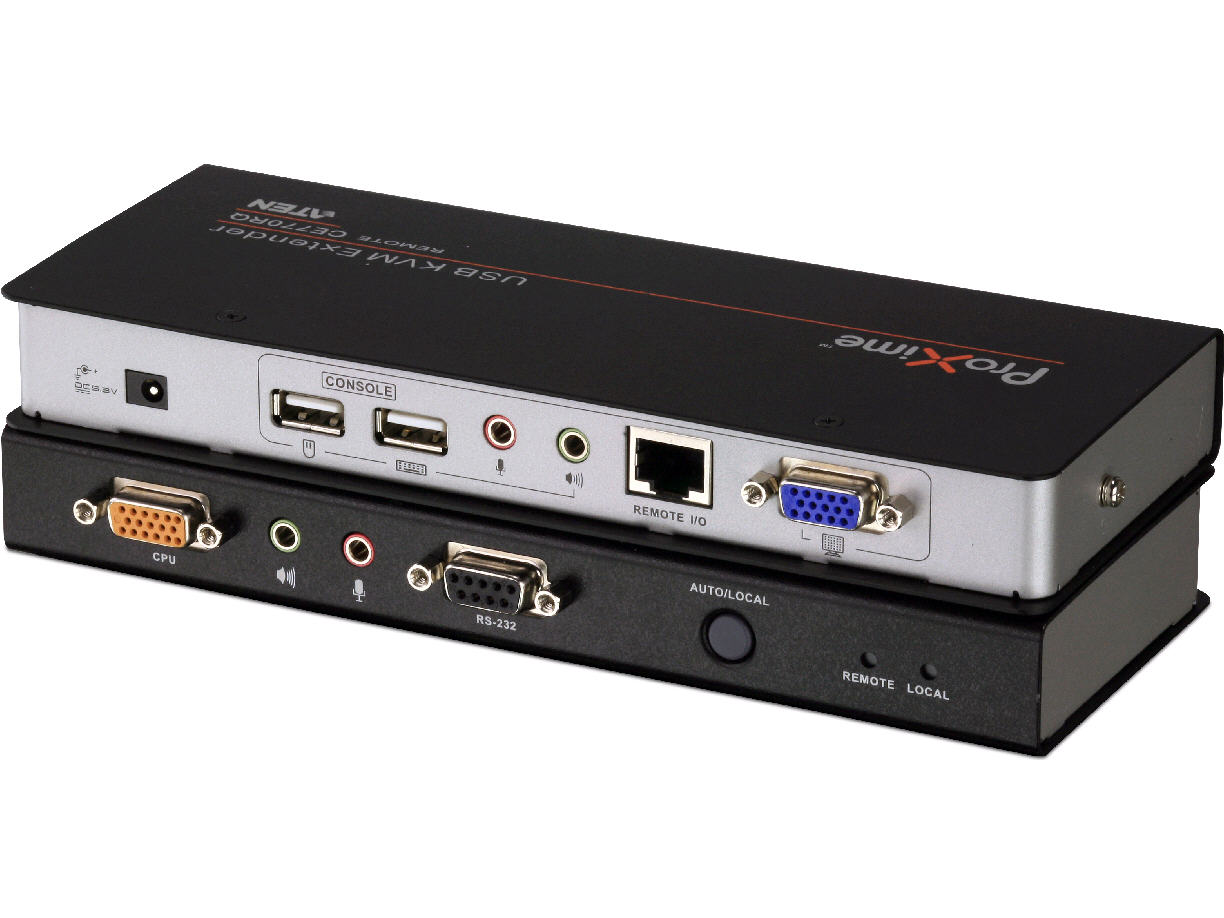 Aten Ce770 - Kvm Extender - Wired - External