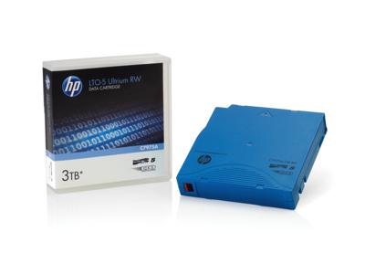 Hewlett Packard - HP Hp Lto-5 Ultrium 3.0 Tb Rw Da