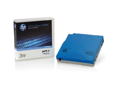 Hewlett Packard - HP Hp Lto-5 Ultrium 3.0 Tb Worm