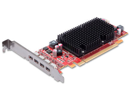 AMD Video Card - Ati Firepro 2460 - Pci Express X1