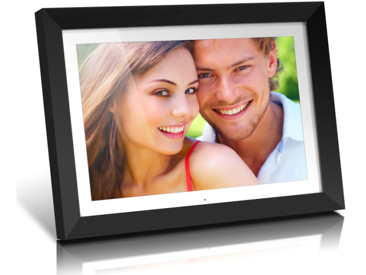 Aluratek 19 Digital Photo Frame 2Gb Built In Mem