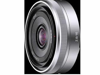 Sony E 16Mm F2.8 Wide Angle Lens