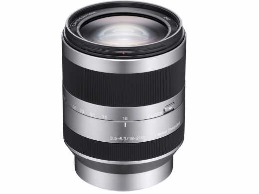 Sony E 18-200Mm, F3.5-6.3 Oss Zoom Lens