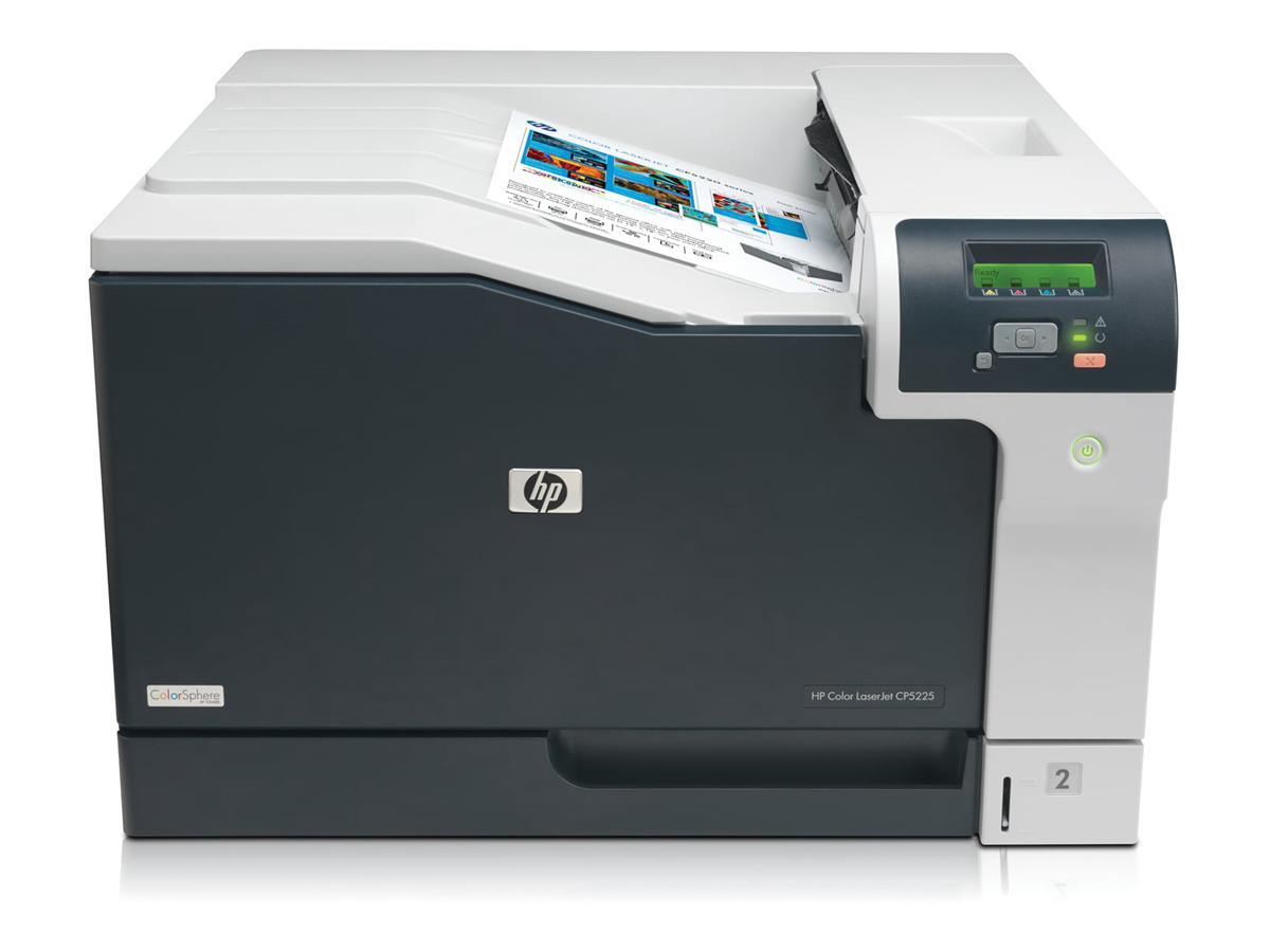 Hewlett Packard - HP Hp Colour Laserjet Cp5225N Pr
