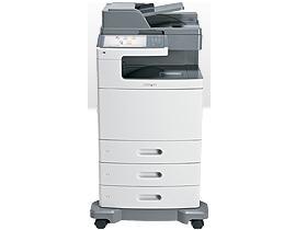 Lexmark X792Dte - Multifunction - Color - Laser -
