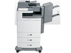 Lexmark X792Dtpe - Multifunction - Color - Laser -