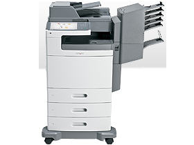 Lexmark X792Dtme - Multifunction - Color - Laser -