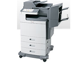 Lexmark X792Dtse - Multifunction - Color - Laser -