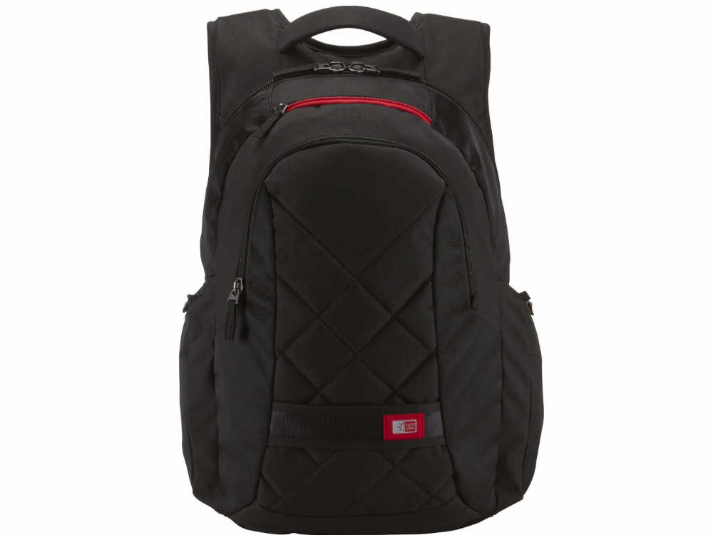 Case Logic Backpack,Sporty Polyester 16