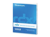 Quantum Rdx 500Gb Cartridge