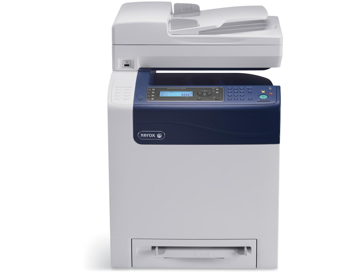 Xerox Workcentre 6505Dn Color Laser Mfp, Print/Cop