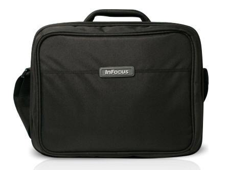 InFocus Carry Case With Shoulder Strap And Cable