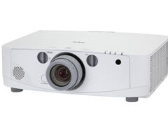 NEC Wxga Lcd, 5500 Lumen Integration Projector (Th