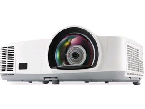 NEC Wxga, Lcd, 3000 Lumen Short Throw Projector -