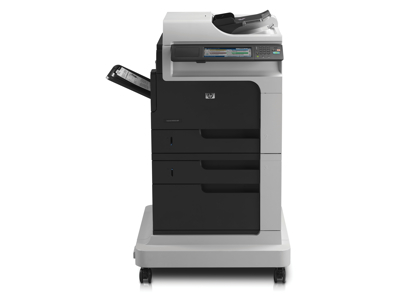 Hewlett Packard - HP M4555F - Multifunction - Mono