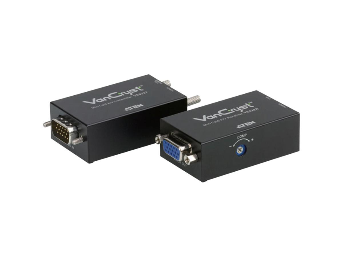Aten Mini Vga/Audio Extender