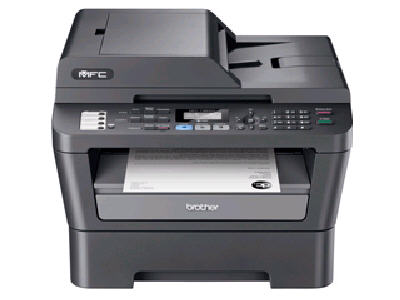 Brother Mfc7460Dn - Multifunction - Monochrome - L
