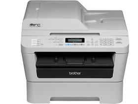 Brother Mfc-7360N Compact Laser All-In-One With Ne