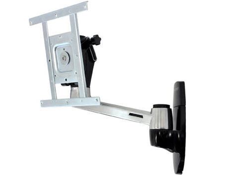 Ergotron Lx Hd Wall Mount Swing Arm (Polished Alum