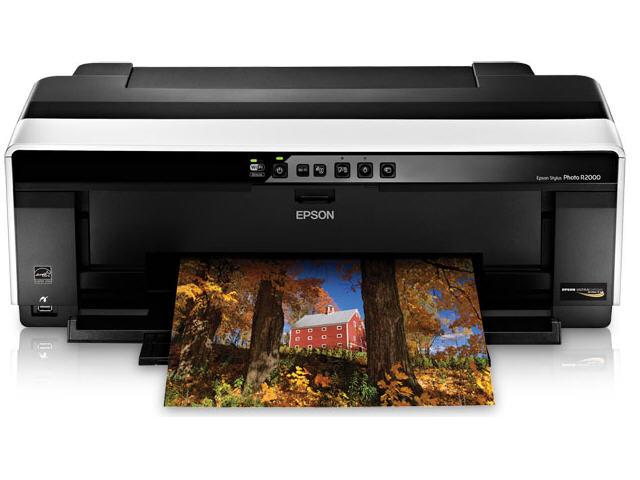 Epson R2000 Stylus Pro InkJet Printer