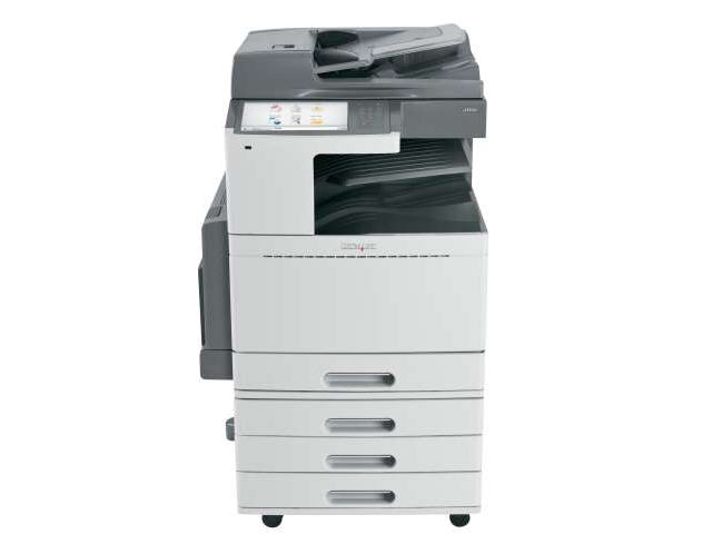 Lexmark X952Dte - Multifunction - Color - Led - Co