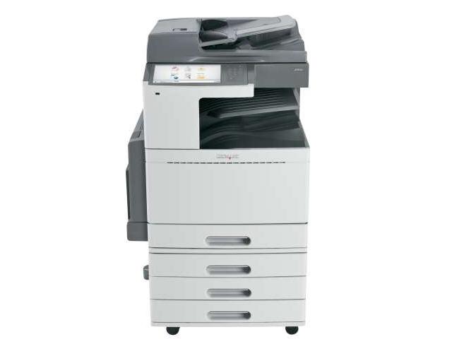 Lexmark X952Dte - Multifunction - Color - Led - Co