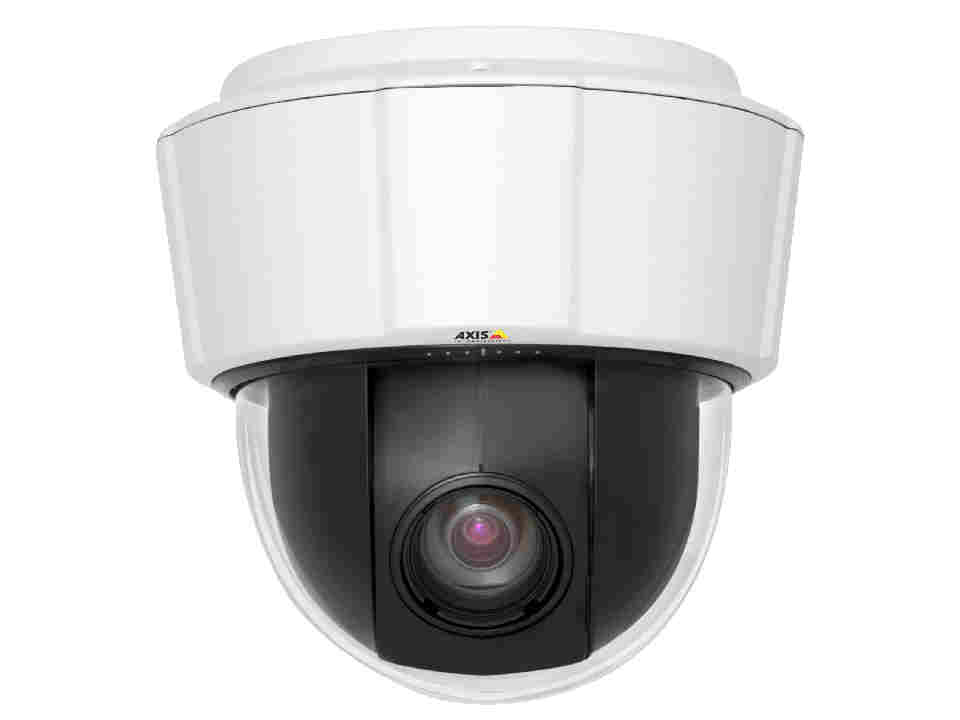 Axis P5522 Ptz Dome Network Camera. 18X Optical Zo