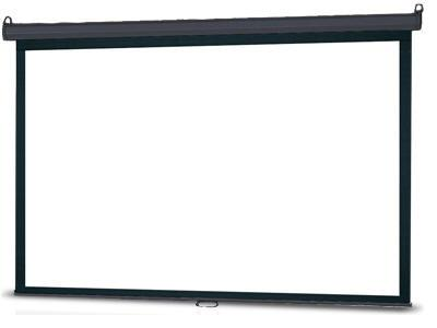 InFocus Manual Pull Down Projector Screen: 120 In.