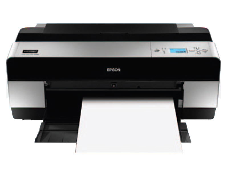Epson Inkjet Printer - Color - Ink-Jet - Ethernet