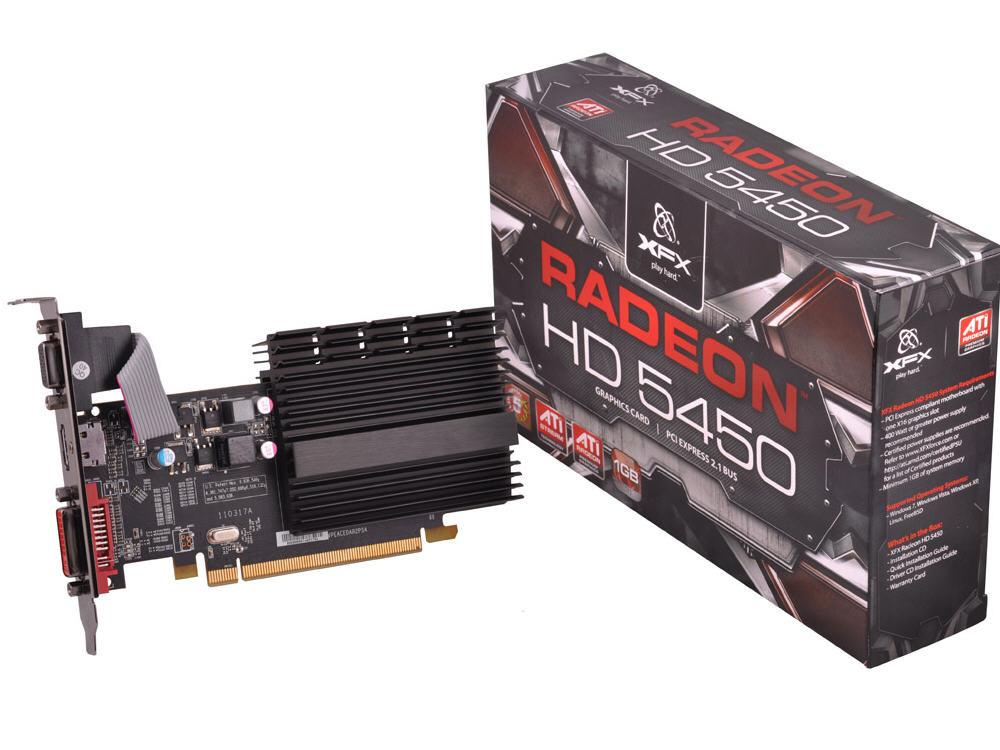 Xfx Technology 1066 Mhz Memory Speed, 1024 Mb Ddr3