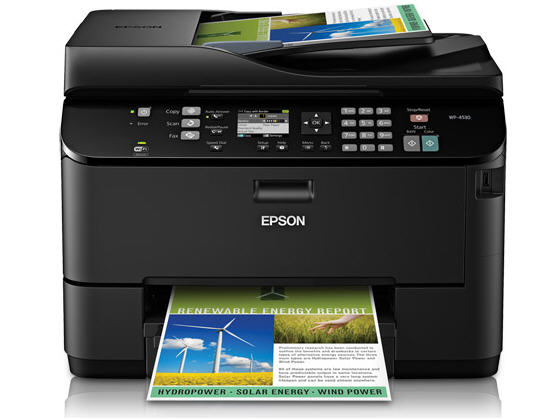 Epson Workforce Pro 4530 All In One