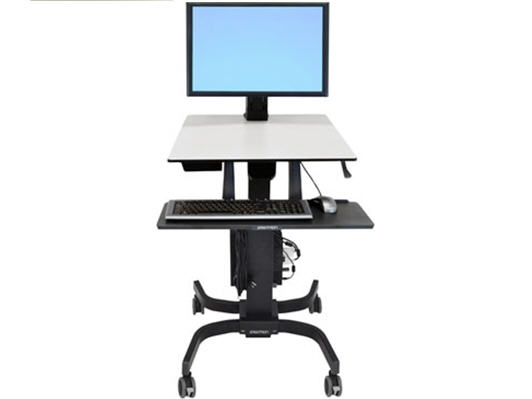 Ergotron Workfit-C, Single Hd Sit-Stand Wkstn