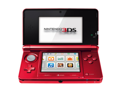 Nintendo Nintendo 3Ds - Flame Red