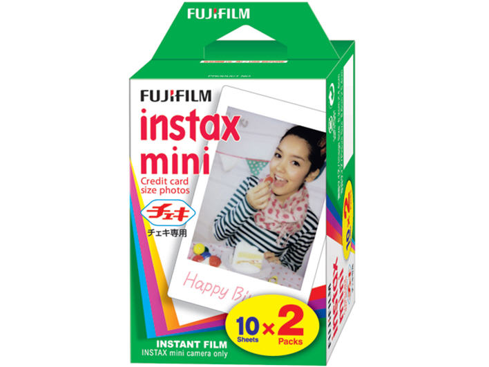 Fuji Instax Mini Film 2-Pack