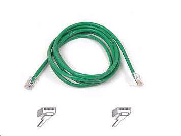Belkin Patch Cable - Rj-45 (M) - Rj-45 (M) - 10 Ft