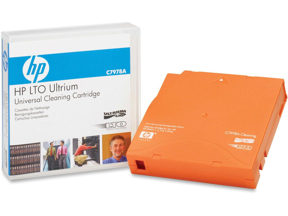 Hewlett Packard - HP Hp Ultrium Universal Cleaning