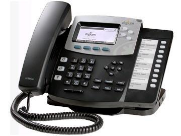 Digium Ip Phone, D50 4-Line Sip With Hd Voice, Eng