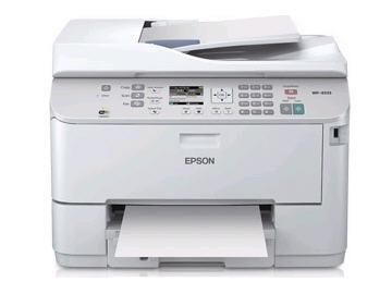 Epson Workforce Pro-4533 Mltfnctn Wkgrp Wifi Color