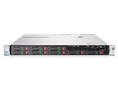 Hewlett Packard - HP Server - Rack-Mountable - 1 -