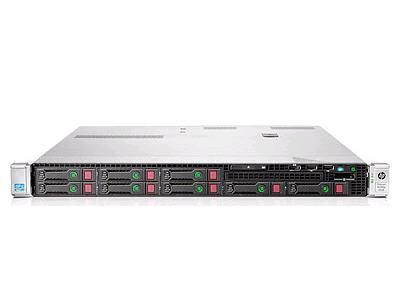 Hewlett Packard - HP Server - Rack-Mountable - 2 -